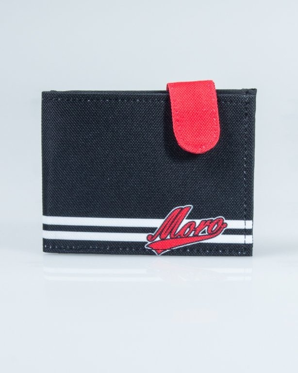 MORO SPORT WALLET MINI BASEBALL BLACK