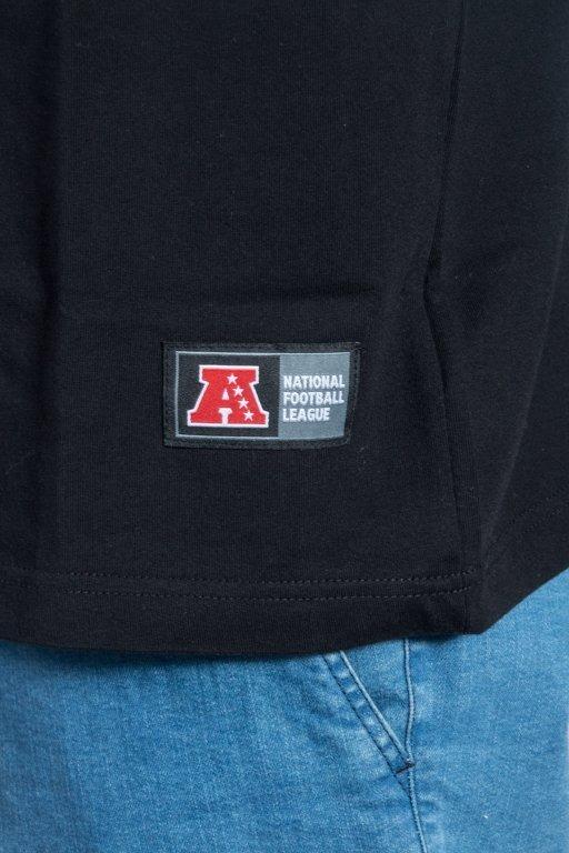 b2f87efb1 Kliknij, aby powiększyć; Majestic Koszulka T-Shirt Grapher Nfl Melange-Black