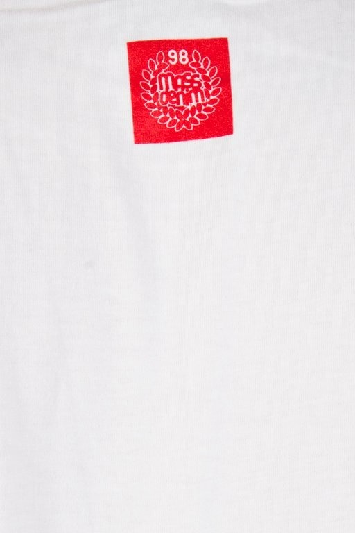 Mass Koszulka T-shirt How High White