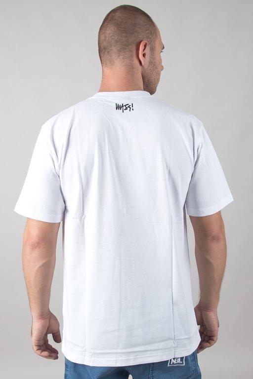 Mass Koszulka T-shirt Signature White