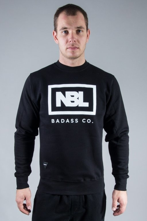 NEW BAD LINE CREWNECK ICON BLACK