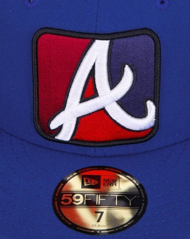 NEW ERA ATLANTA BRAVES CORNERS