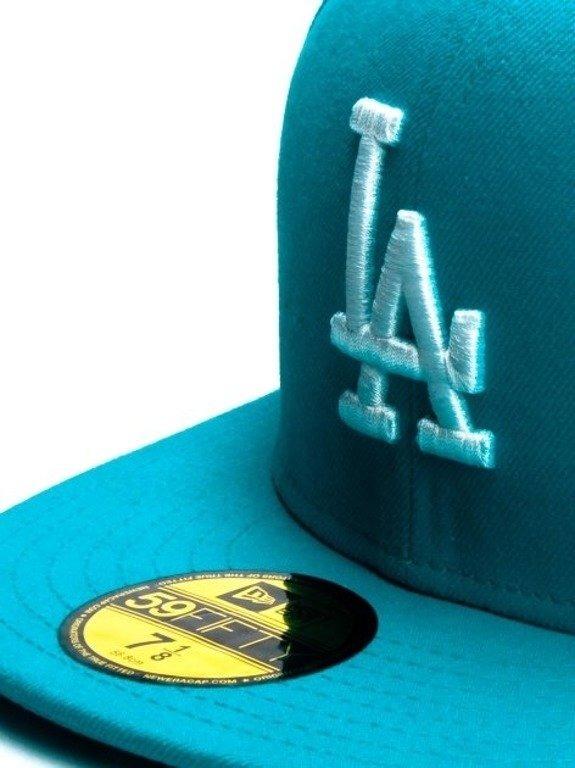 NEW ERA CZAPKA LA LOS ANGELES DODGERS BASIC BLUE