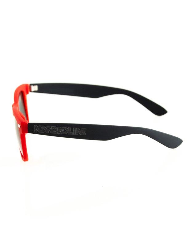 Okulary New Bad Line Classic Polarized Rubber 127
