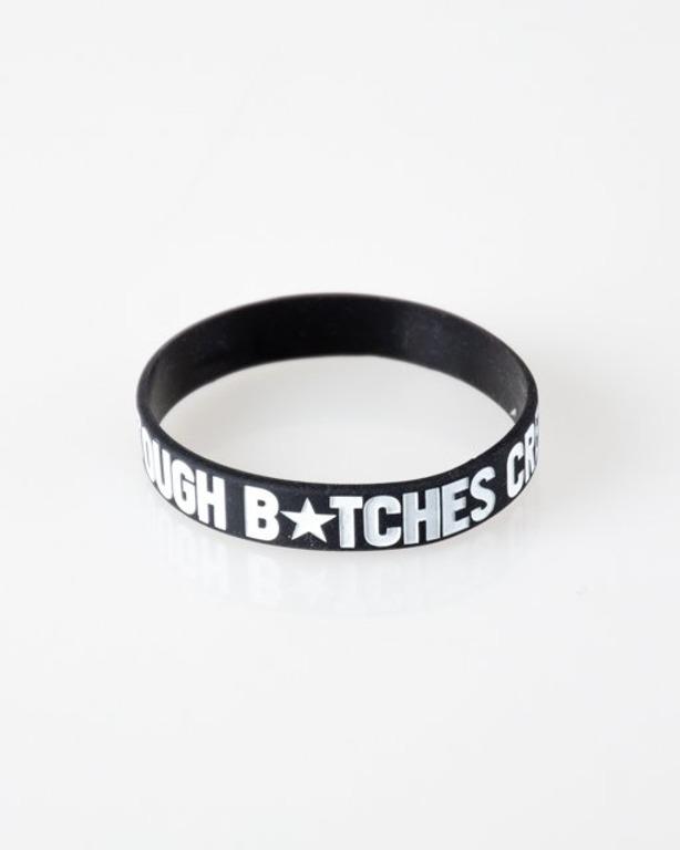 Opaska Diamante Wear Tough Bitches Black
