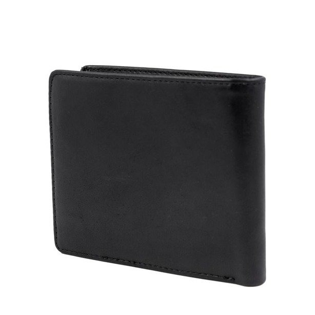 PIT BULL WALLET ORIGINAL LEATHER BRANT BLACK
