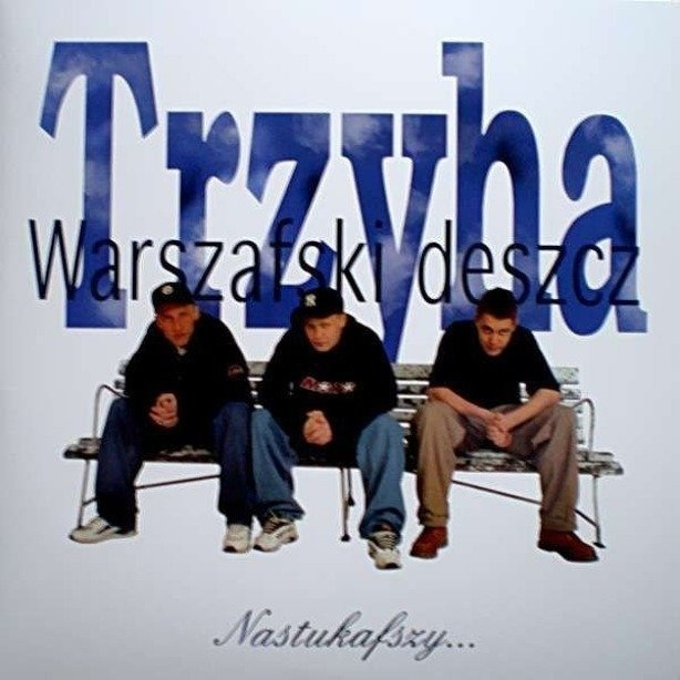 PŁYTA CD WARSZAFSKI DESZCZ NASTUKAFSZY