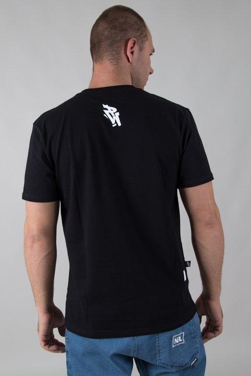 POLSKA WERSJA T-SHIRT DOUBLE BLACK