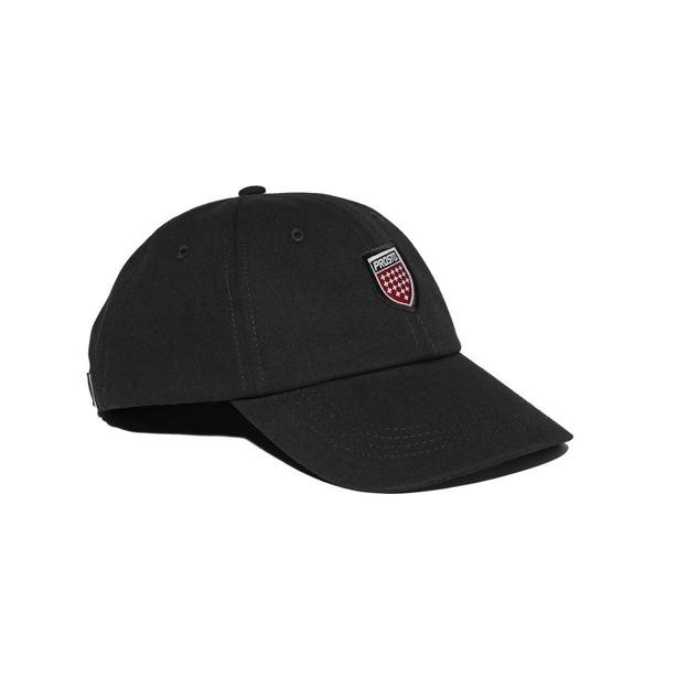 PROSTO CAP 6 PANEL ROCHO BLACK