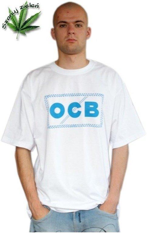 PROSTO KOSZULKA OCB V6 WHITE BLUE