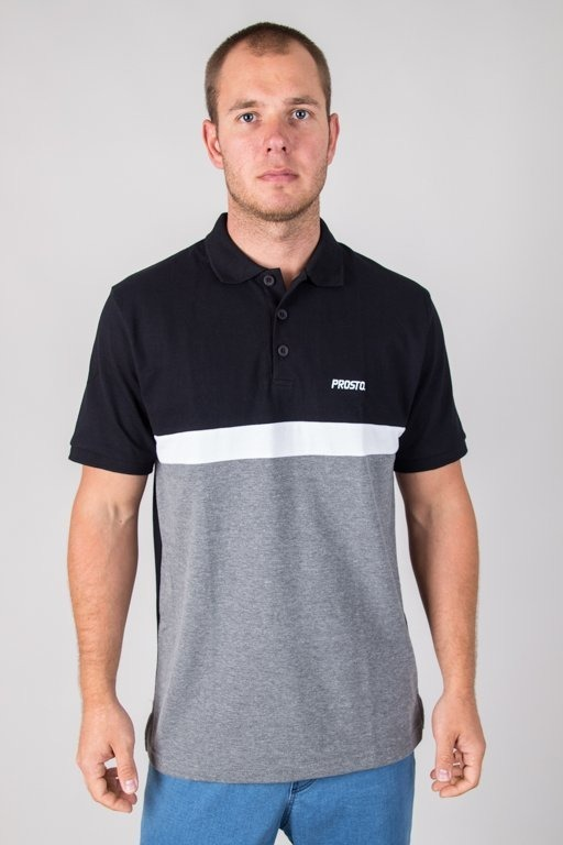 PROSTO POLO LIZARD BLACK
