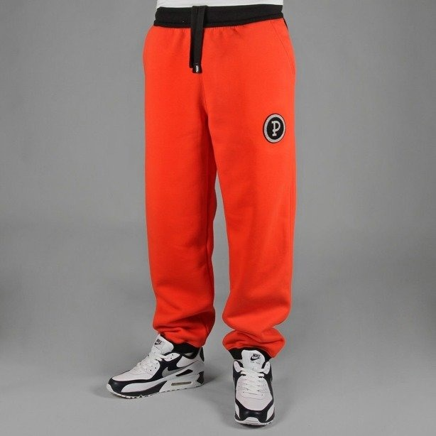 PROSTO SPODNIE DRESOWE PANTS BRAVE ORANGE