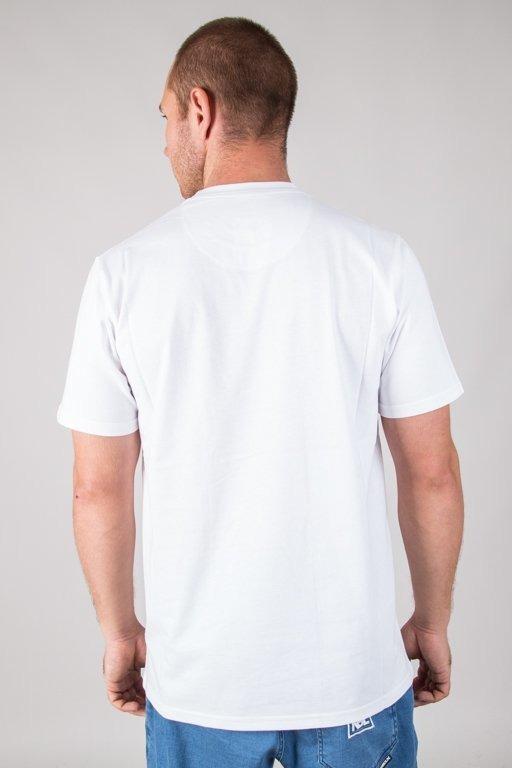 PROSTO T-SHIRT CUTLER WHITE
