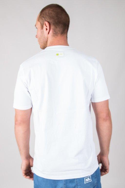 PROSTO T-SHIRT FOCUS WHITE