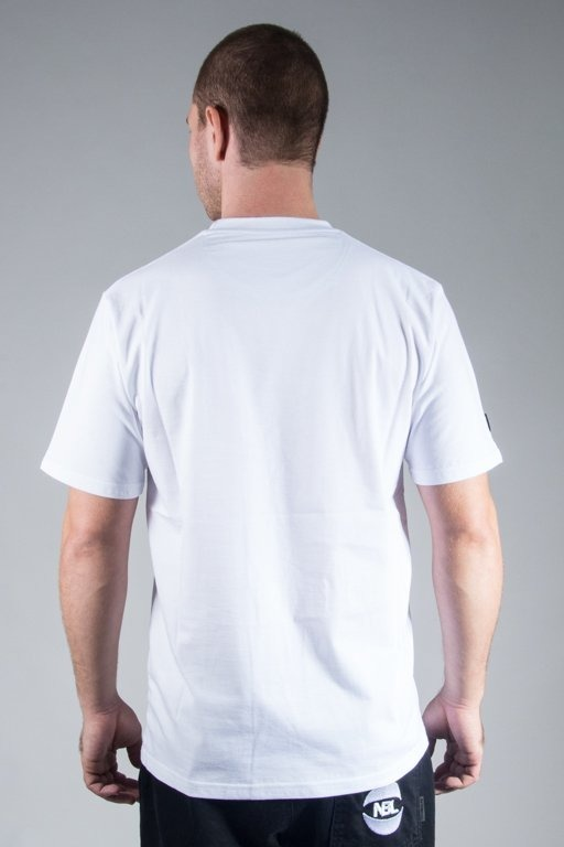 PROSTO T-SHIRT LOOK WHITE