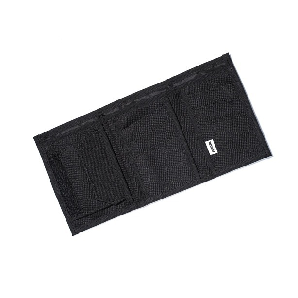 PROSTO WALLET POCKET BLACK