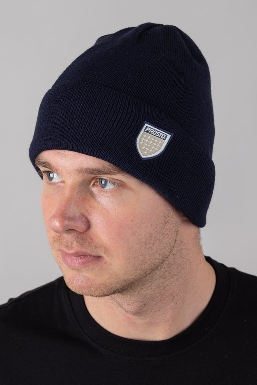 PROSTO WINTER CAP JAQBAS NAVY