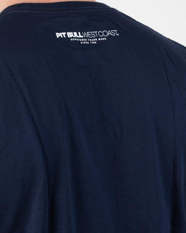 Pit Bull Koszulka T-shirt Classic Boxing Navy