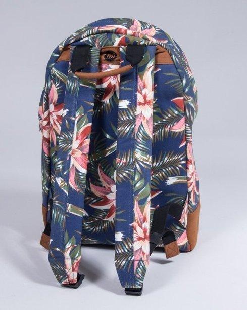 Plecak Mi Pac Maxwell Palm Floral Navy
