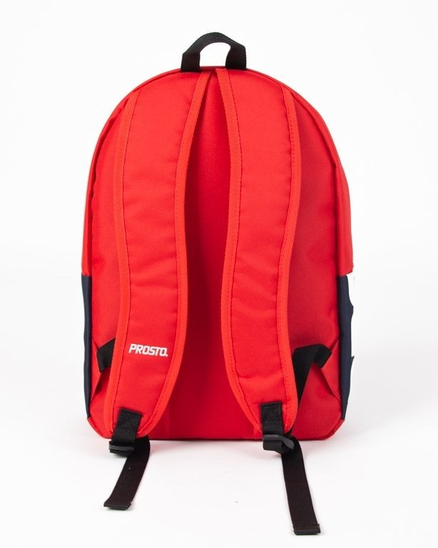 Plecak Prosto Factor Red
