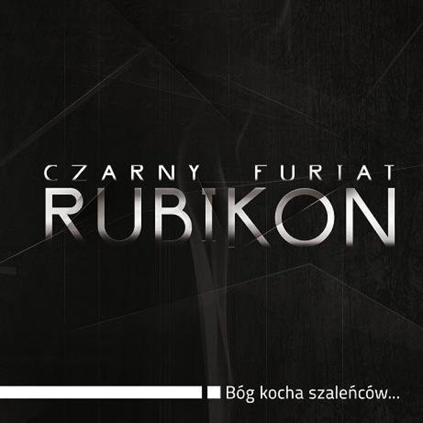 Płyta Cd Czarny Furiat Rubikon