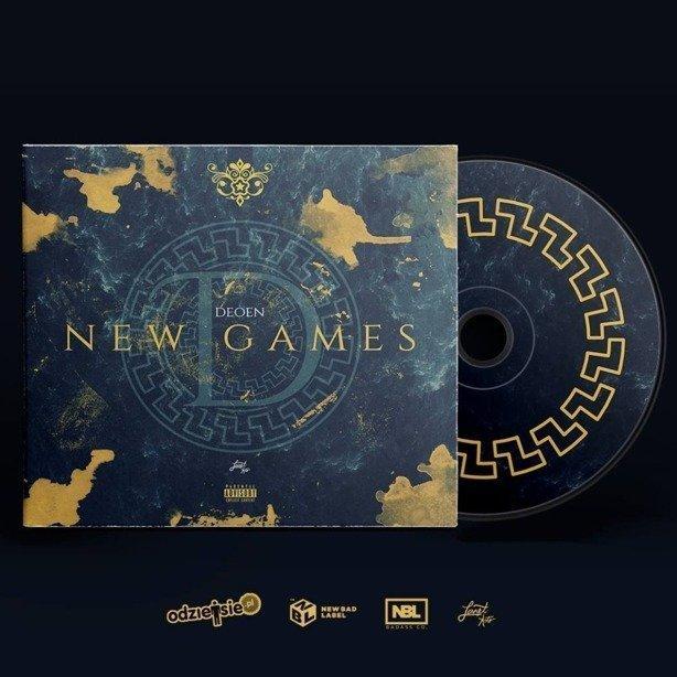 Płyta Cd Deoen - New Games