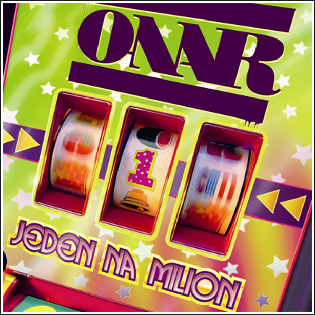 Płyta Cd Onar - Jeden Na Milion
