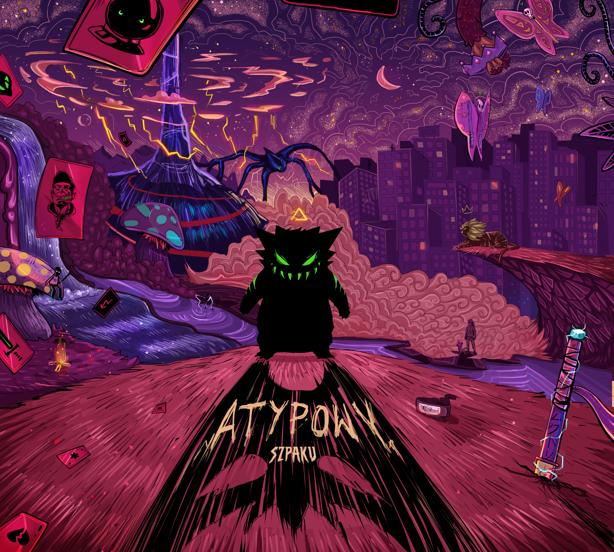 Płyta Cd Szpaku - Atypowy