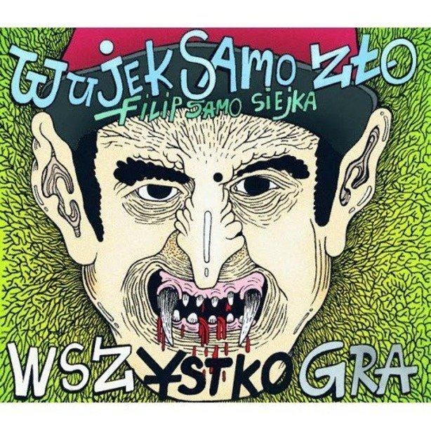 Płyta Cd Wujek Samo Zło Wszystko Gra
