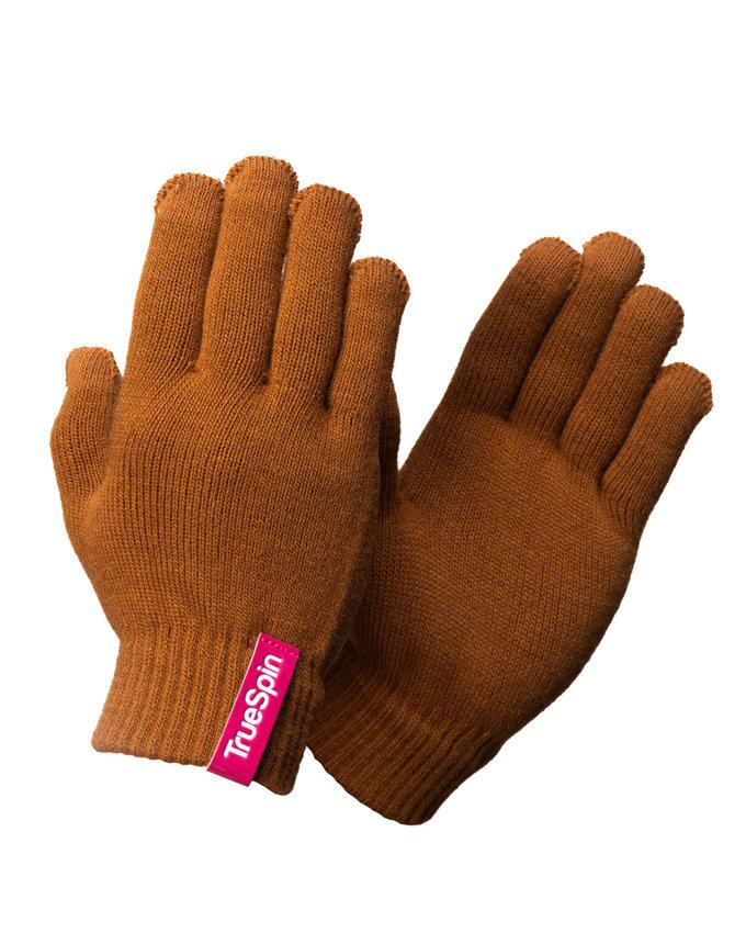 Rękawiczki Truespin Touch Brown
