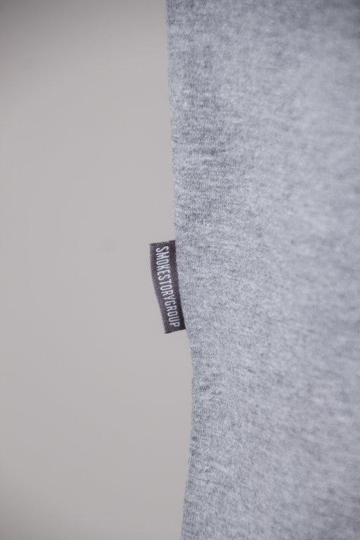 SGG T-SHIRT CLASSIC POCKET BRICK-MELANGE