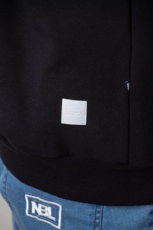 SSG HOODIE ZIP CLASSIC BLACK