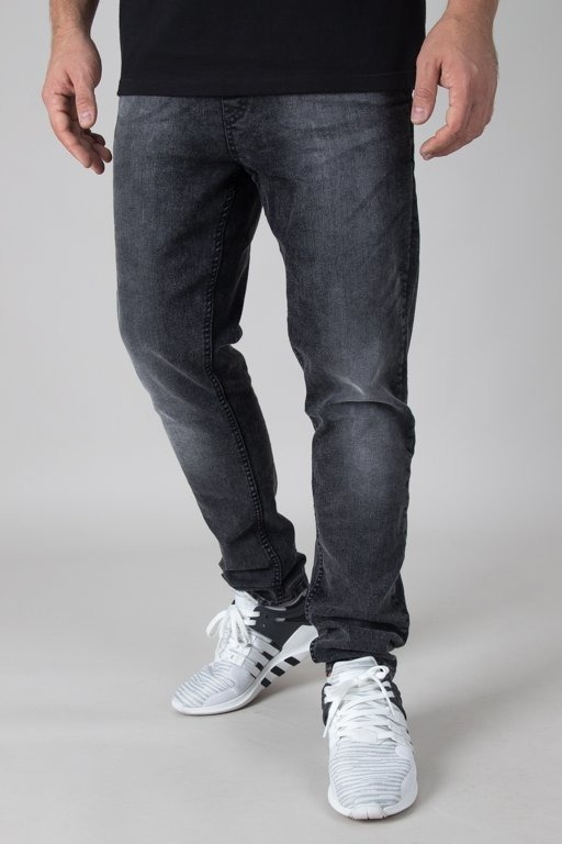 SSG JEANS STRAIGHT FIT GUMA GREY