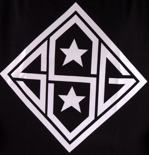 SSG KOSZULKA STAR BLACK