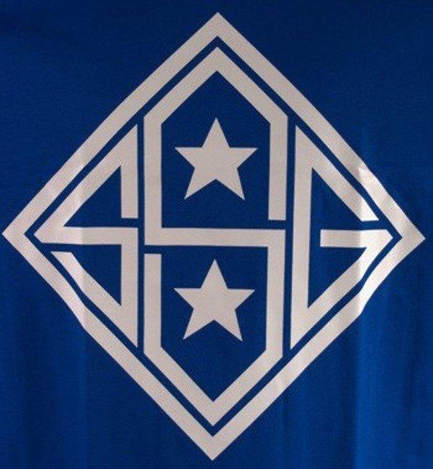 SSG KOSZULKA STAR BLUE