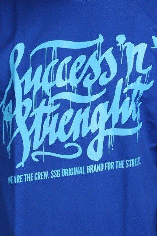 SSG KOSZULKA SUCCESS 2013 BLUE
