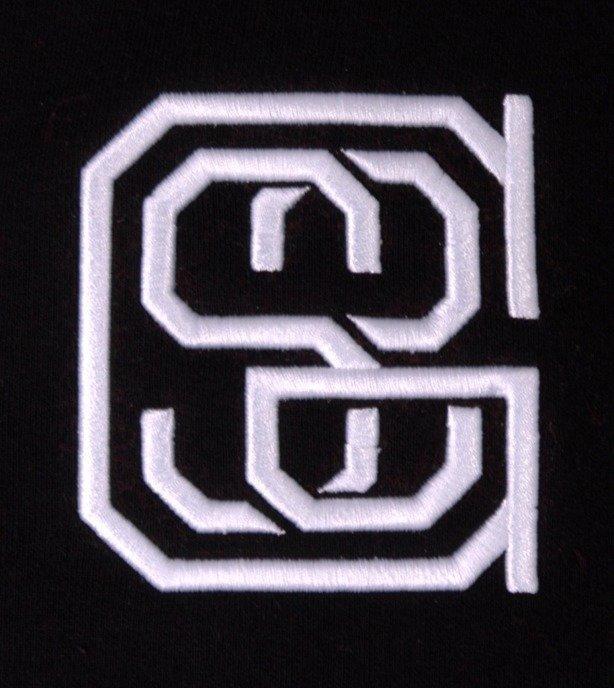 SSG KURTKA BASEBALL INSIDE BLACK-ORANGE