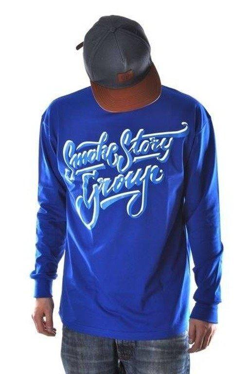SSG LONGSLEEVE SMOKESTORY BLUE