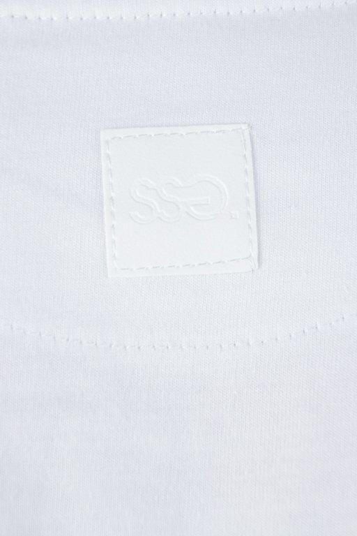 SSG LONGSLEEVE TRIPLE OUTLINE WHITE-RED-NAVY