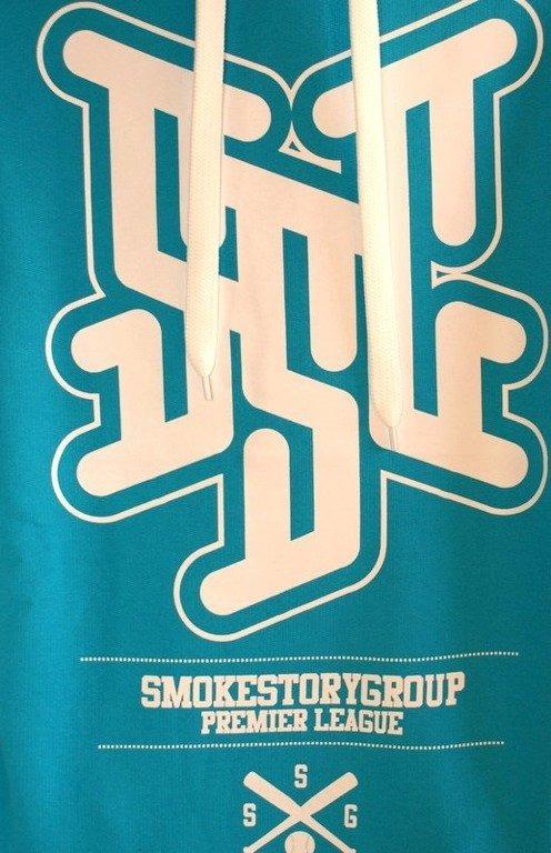 SSG SMOKE STORY BLUZA PREMIER LEAGUE BLUE
