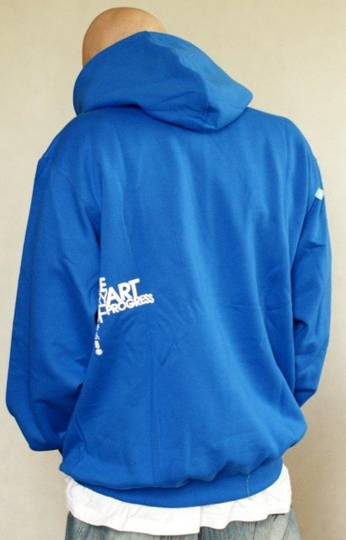 SSG SMOKE STORY GROUP BLUZA BIG BLUE