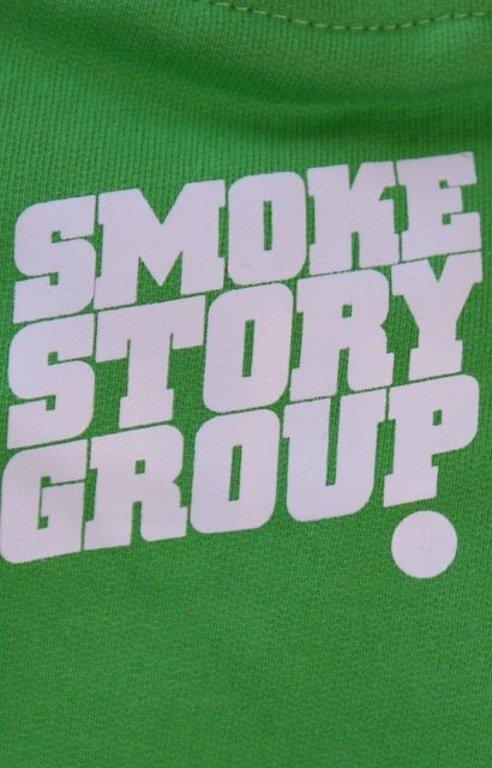 SSG SMOKE STORY GROUP BLUZA BIG GREEN