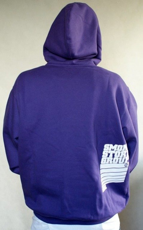 SSG SMOKE STORY GROUP BLUZA STRIPS VIOLET