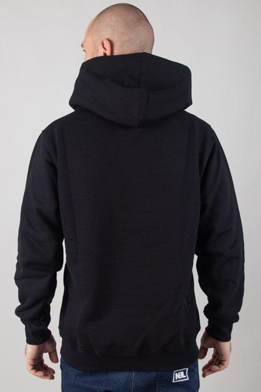 SSG Smoke Story Group Bluza Z Kapturem Outline Colors Black
