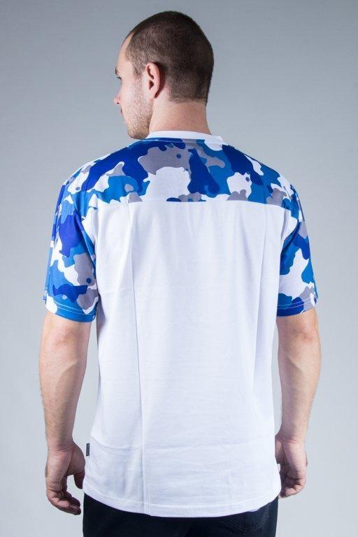 SSG T-SHIRT BLUE MORO WHITE