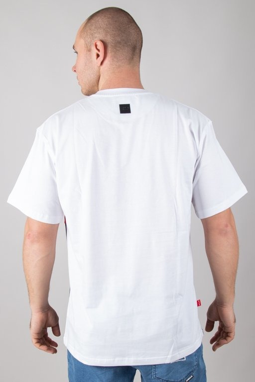 SSG T-SHIRT DOUBLE SSG WHITE-NAVY