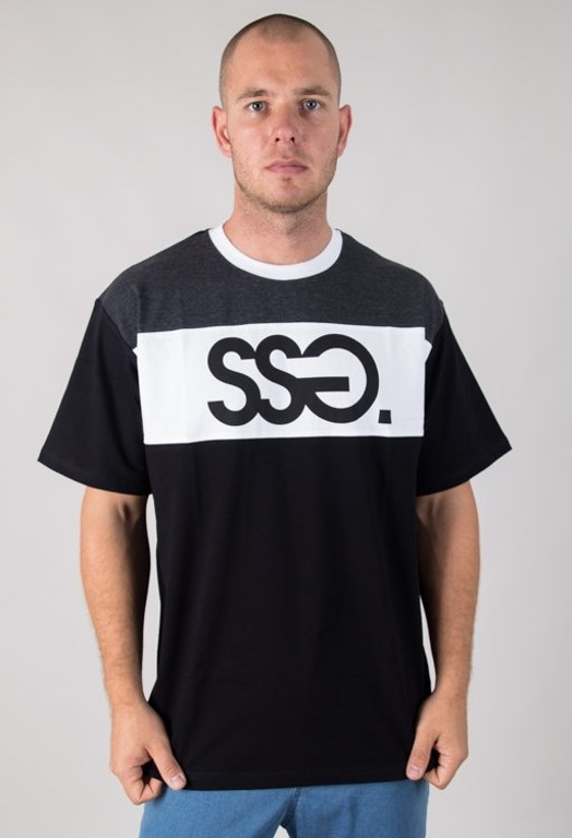 SSG T-SHIRT GRAY SSG GREY-BLACK