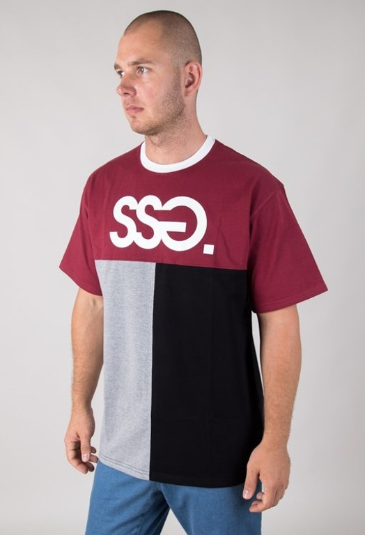 SSG T-SHIRT SSG CUT BOTTOM BRICK