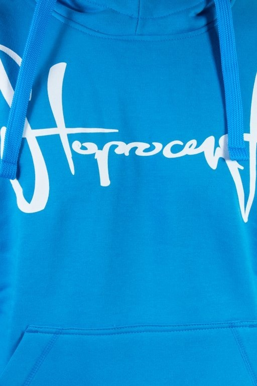 STOPROCENT HOODIE TAG16 BLUE
