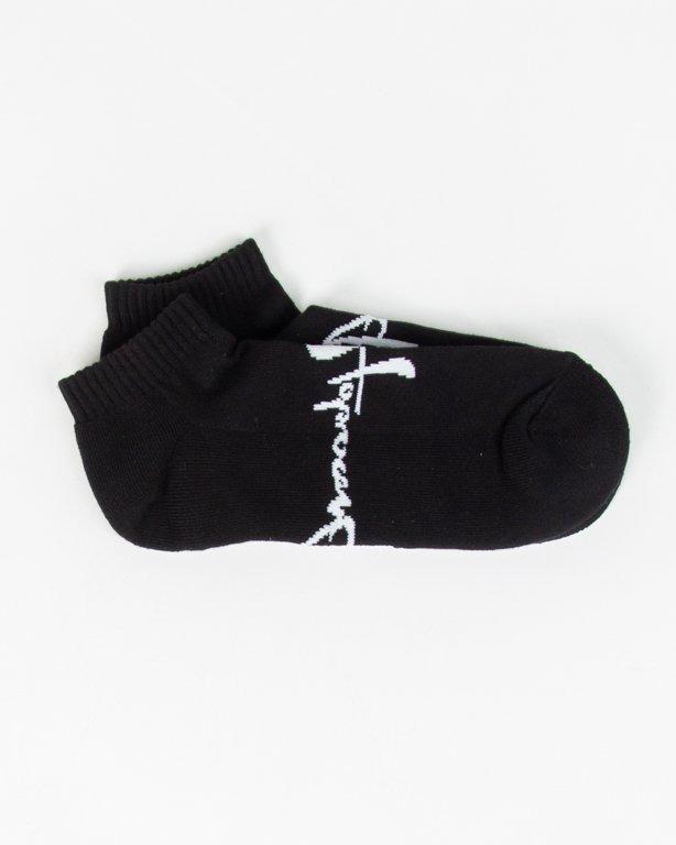 STOPROCENT SOCKS TAG BLACK